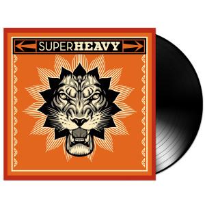 SuperHeavy - SuperHeavy LP