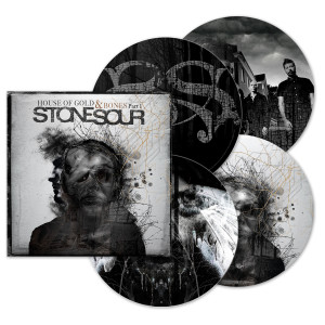 Stone Sour House of Gold and Bones Part 1 Picture Disc Vinyl