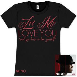 Ne-Yo R.E.D. Standard Bundle
