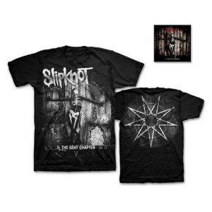 .5: The Gray Chapter T-Shirt/Music Bundle