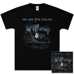 Tear The World Down CD / T-Shirt Bundle