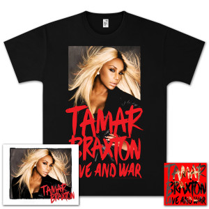 Tamar Braxton Unsigned Photo Bundle