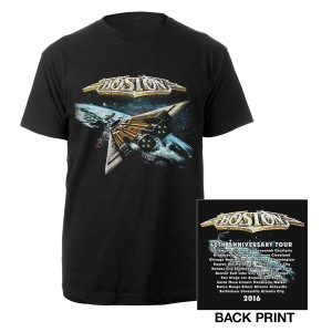 Third Stage Itinerary T-Shirt