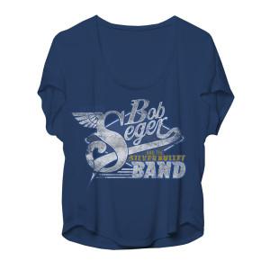 Bob Seger Diamond Women's Shirt