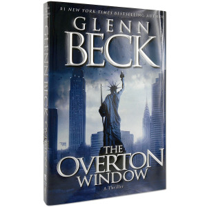 Glenn Beck's The Overton Window Autographed Hardcover