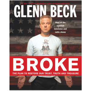Glenn Beck - <i>Broke</i> Hardcover Book