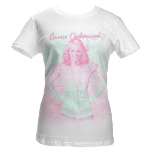 2011 Carrie Underwood Babydoll Tee