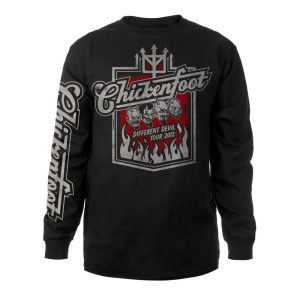 Chickenfoot 2012 Tour Long Sleeve Tee