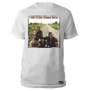 Combat Rock Album Tee