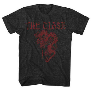 The Clash Dragon T-shirt