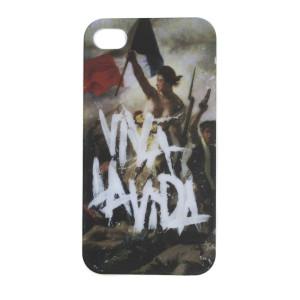 Viva La Vida iPhone 4 Case