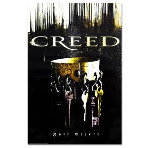 Creed Full Circle Poster