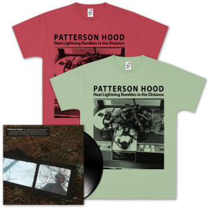 Patterson Hood - Heat Lightning LP & Tee Combo