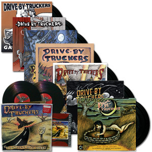 Drive-By Truckers Vinyl Combo