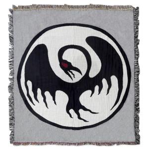 Cooley Bird Throw Blanket