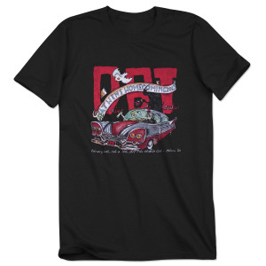 Drive-By Truckers Heathens Homecoming 2015 Tee