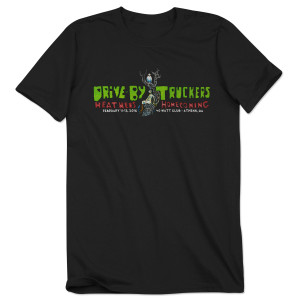 Drive-By Truckers 2016 Homecoming Tee