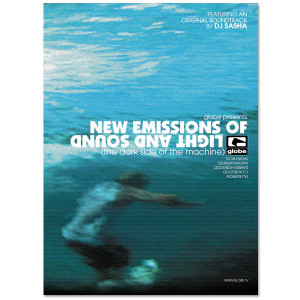 New Emissions of Light and Sound DVD