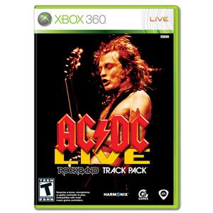 AC/DC Live RockBand Track Pack - XBOX 360