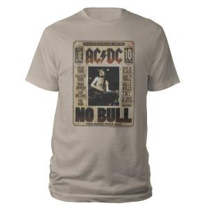 AC/DC No Bull DVD Art T-Shirt