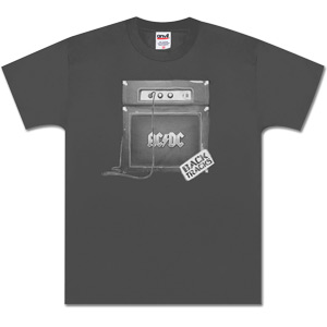 AC/DC Backtracks Amplifier T-Shirt