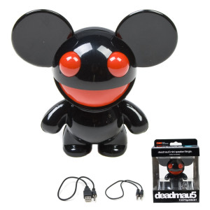 deadmau5 Mini Speaker (Black)