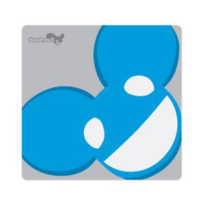 deadmau5 Blue Logo Mousepad