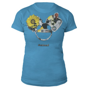deadmau5 Collage Mau5head Junior Tee