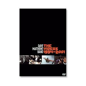 DMB The Videos 1994-2001 DVD