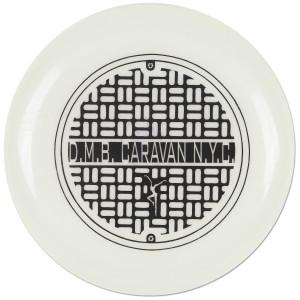 Dave Matthews Caravan Frisbee