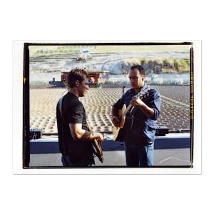 Sam Erickson DMB Photo Print Sound Check:  The Gorge September 2008