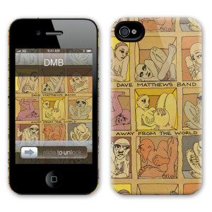 DMB Away From The World iPhone 4/4s Case