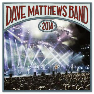 Dave Matthews Band 2014 Calendar