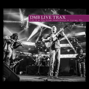 Live Trax vol. 44: The Gorge Amphitheatre Blu-ray