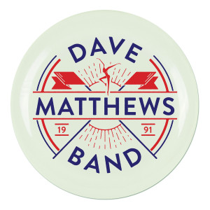 DMB Flags Frisbee