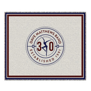 DMB 30th Anniversary Blanket
