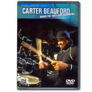 Under The Table And Drumming Instructional DVD