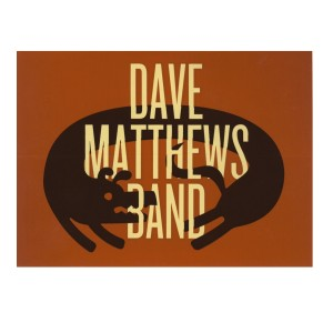 DMB Dog Sticker