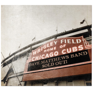 DMB - Live at Wrigley Field Limited Edition CD