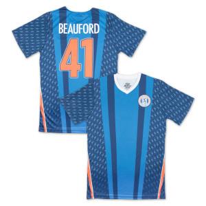 2016 Beauford Soccer Jersey