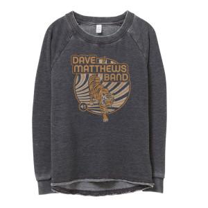 Women's Tiger Pullover Sweatshirt