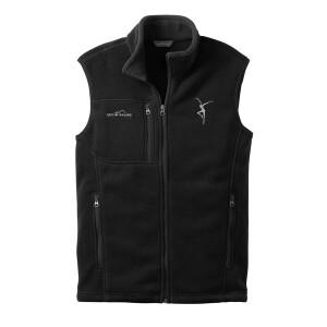 Firedancer Eddie Bauer Fleece Vest - Black