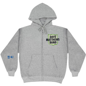 DMB Funny The Way It Is Zip Hoodie