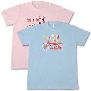 DMB Baby and Kids' Bike Shirt
