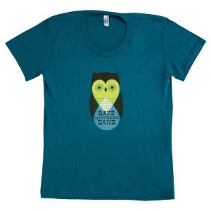 DMB Women's Owl Shirt