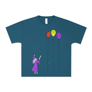 DMB Kids' Wizard Shirt