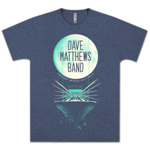 DMB Quincy 2013 Event Shirt