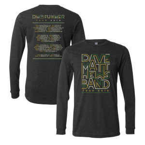 2016 Tour Long Sleeve T-Shirt