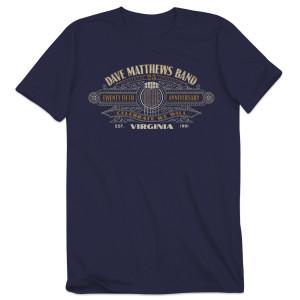 DMB 25 Anniversary Shirt