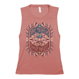 Women's Dave and Tim Doves Muscle Tank
